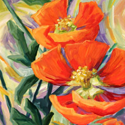 Native Color no. 2 (Globemallow)