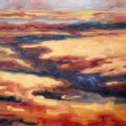 Carol McCall BrandonJacobs Gallery oil landscapes
