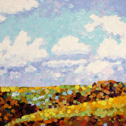 Bill mccall Brandonjacobs gallery oil landscapes flint hills
