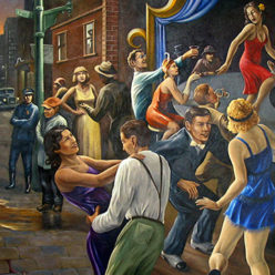 Anthony Benton Gude Marriot Hotel Kansas City, Missouri Thomas Hart Benton